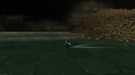魔兽世界最恐怖之:摩根墓场-倒吊深渊