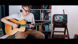 丹麦指弹吉他手Casper Esmann - Feels Like Home