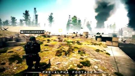 FPS VR枪械大作《Zero Caliber》公布预告片