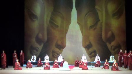 民族器乐剧《玄奘西行》第十二、十三曲:菩提、那烂陀