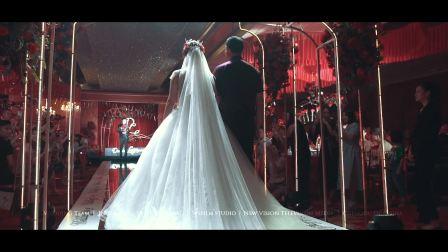 我们拍的新郎都是惊艳全场的【WSFilmStudio婚礼电影作品】