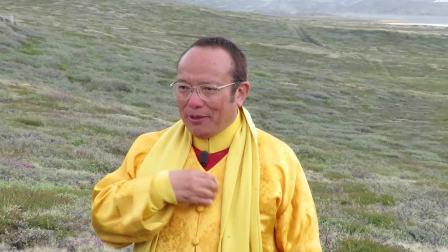 Tai Situ Rinpoche Interview in