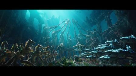 【YT看电影】DC 新片 《Aquaman  海王》官方预告