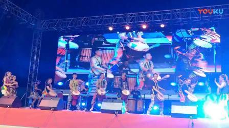 非洲鼓舞表演-刘雍与国内各地手鼓高手