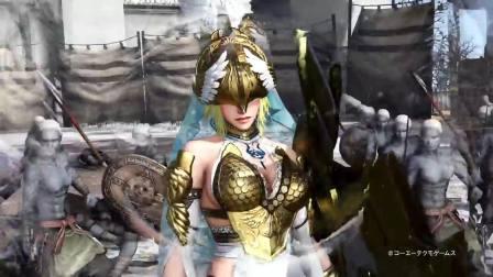 PS4 无双大蛇3 雅典娜 动画2018-9-27发售