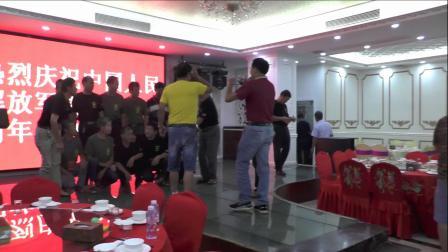 庆祝中国人民解放军建军节91周年            -泉州越战老兵