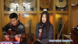 李星月郭咚咚《心动》指弹吉他弹唱