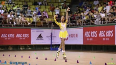 2018 全国锦标赛 青女花桩 冠军 陈楚瑶