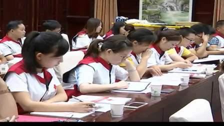 湖北省红十字会应急救护师资培训班 湖北天门