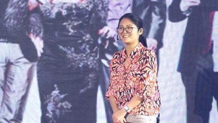 TEDxJiangnanUniversity丨Jackie 如何合理的浪费时间?