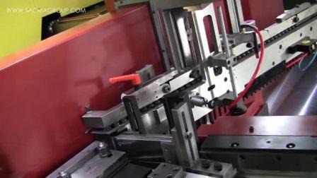 INGRAMATIC RP620-R1 M10-M16搓丝机配有垫片装置