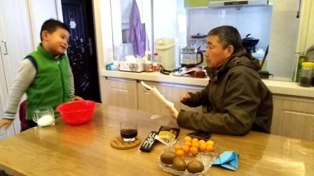 【快7岁】3-6哈哈跟爷爷奶奶一起背诵一年级语文课文video_160921