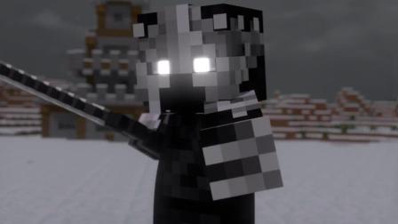 我的世界动画-末地之战-WoodPlank mc