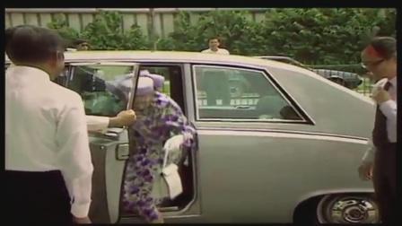 【歷史回顧】1989年英女皇伊麗莎白二世訪問新加坡宏茂橋珍貴影片