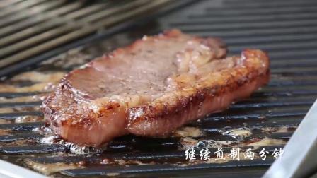 美食篇 —— 黑胡椒西冷牛排(认真做好每道菜,欧文的派对烧烤秘籍)