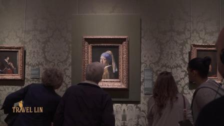 莫里茨皇家美术馆镇馆之宝——《戴珍珠耳环的少女》 来源:常琳@琳时出发Travel_Lin