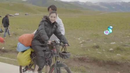 《创业时代》剧透:黄轩baby西藏骑行,黄轩一路小跑暖心守护baby