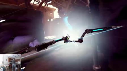 2018年秋冬,十大VR游戏