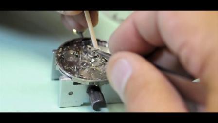 【尚云名表维修】江诗丹顿机械怀表维修全部过程
