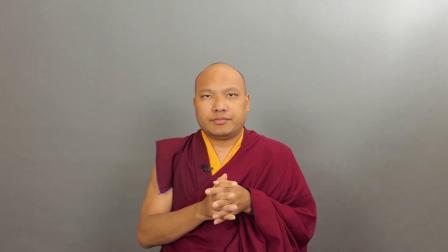 10月27日,法王噶玛巴「慈悲的力量」课程第二堂
