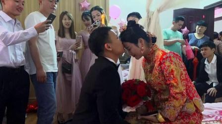 2018-10-26 X & H 英德单机婚礼