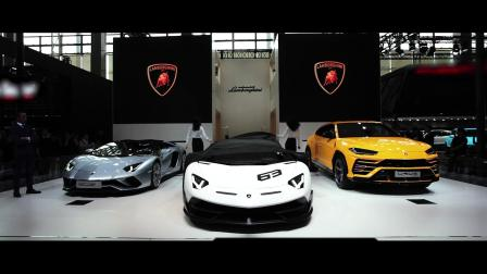 兰博基尼震撼登陆广州车展,诠释全新品牌价值