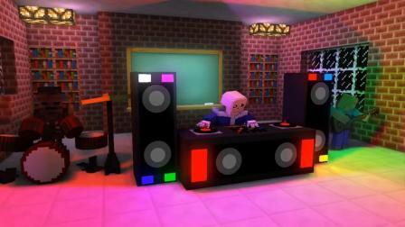 我的世界动画-传说下之歌-CrafterHouse