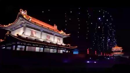 """三分速览,一朝看尽古都文化,西安再出发 """"一带一路""""国际时尚周开幕盛典 20190112"""