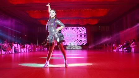 053 潘升 冷水江市体育舞蹈艺术培训学校 2018湖南省少儿舞蹈模特时装周