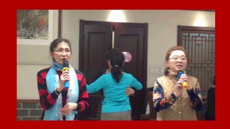 女声二重唱《我和我的祖国》