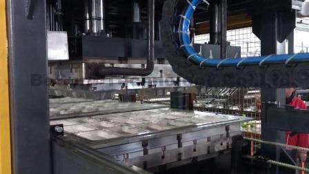 必硕科技——全自动高速餐具生产线