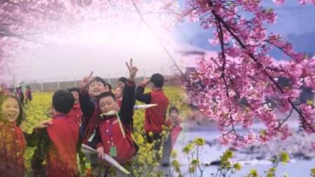 洛阳市洛龙区第一实验小学四年级6班春季研学留念