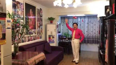 名家刘银发演唱的沪剧王派经典名段:《打起背包走天下》2019-04-03