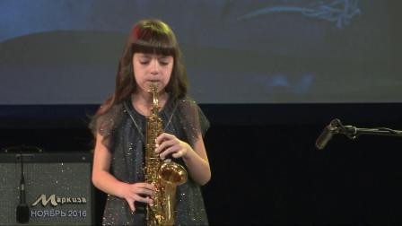 『心』Sofia Tyurina | 小提琴 萨克斯 精彩演奏