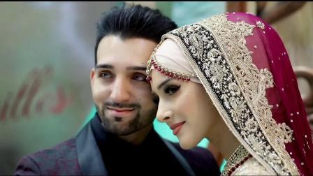 传统的巴基斯坦穆斯林的婚礼 - Sham Idrees