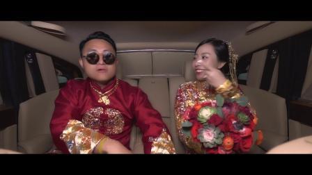 梅克斯作品:EDMOND & OLIVIA说唱类婚礼快剪 | 《甜蜜蜜》
