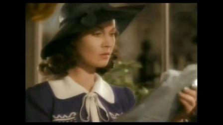 Auld lang syne,友谊地久天长,1940年美国电影《魂断蓝桥》彩色剧情版