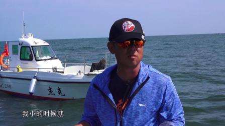 在海钓中这种独特的获取饵鱼的方式 让大毛老师感慨万千