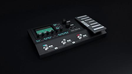 JOYO GEM BOX III 吉他综合效果处理器