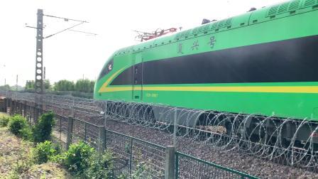 D5689次通过沪昆线沪杭段K146KM处师古桥 FXD1J07-06