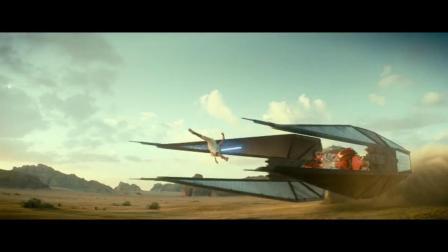 天行者归来!《星球大战9:天行者崛起》预告