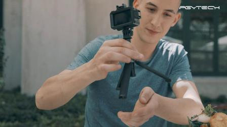 PGYTECH OSMO Action 新品系列,与世界分享不一样的你!