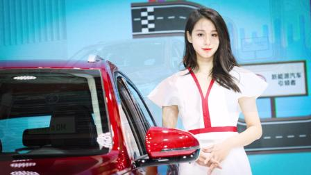 深港澳國際車展 2019 比亞迪汽車 車展美模