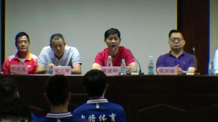《2019年广东省武术(中级)社会体育指导员国家职业资格培训班》开班仪式纪录片