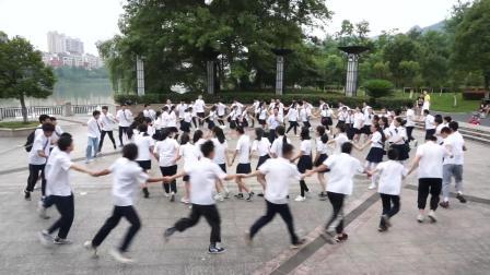 修水县散原中学2019届初三 13班毕业纪念