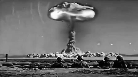 中国第一颗原子弹爆炸 高清视频