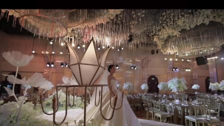 天赋国际酒店婚礼首秀「婚礼快剪」宇映像出品