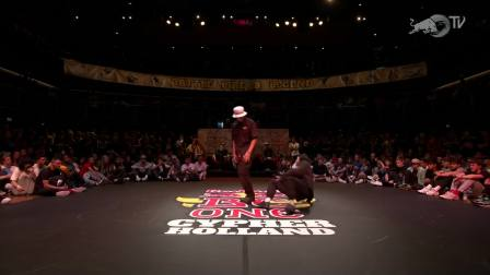 Red Bull BC One Cypher Holland 2019 赛事记录