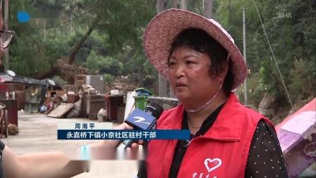 浙江新闻联播 2019 在抢险重建一线 党员干部冲在前干在前
