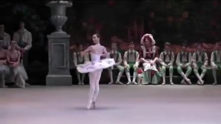 芭蕾舞剧La fille mal gardée第二幕Lise变奏-8位舞者